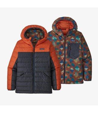 Patagonia Boys' Reversible Down Sweater Hoody