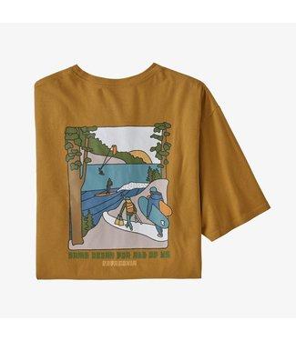 Patagonia M's Northwest Waters Organic T-Shirt
