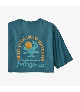 Patagonia M's Original Angler Organic T-Shirt