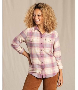 Toad & Co W's Re-Form Flannel Shirt