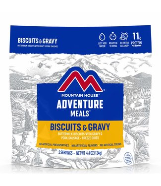 Mountain House Foods Biscuits & Gravy