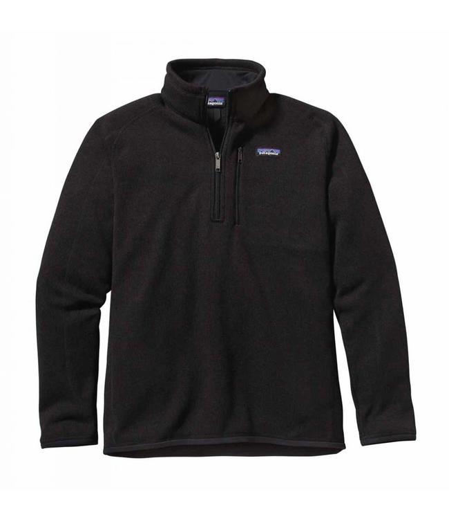 Patagonia Mens Ms Better Sweater 1//4 Zip Sweatshirt