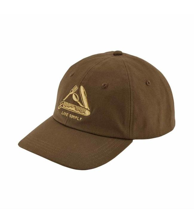 Patagonia Live Simply Pocketknife Trad Cap - Quest Outdoors daeaedb3fe6