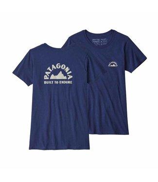 Patagonia W's Geologers Organic Crew T-Shirt
