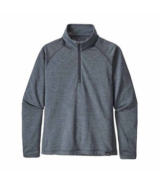 Patagonia Girls' Cap HW Zip-Neck