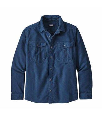 Patagonia M's L/S Topo Canyon Moleskin Shirt