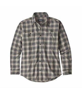 Patagonia M's L/S Pima Cotton Shirt