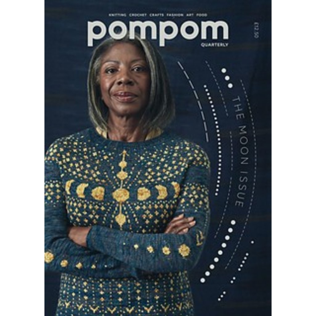 Livre, PomPom Quarterly Autumn 2018 - Moon Issue 26