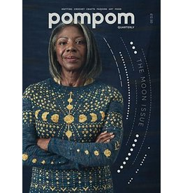 Livre, PomPom Quarterly Autumn 2018 - Moon Issue 26