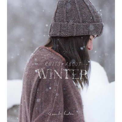 Livre, Knits About Winter - Emily Foden