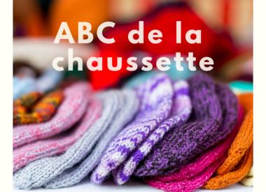 ABC de la chaussette - Toe up