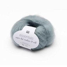 Rico Yarns Rico Design, Essentials Super Kid Mohair & silk