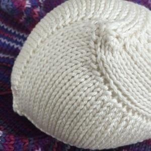 Nichons de coton - Tricoter pour une bonne cause