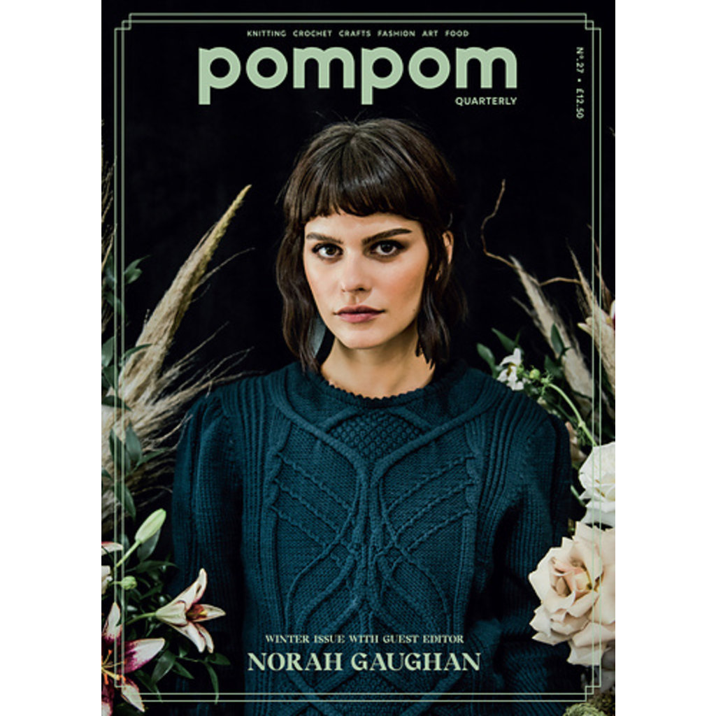 Livre, PomPom Quarterly Printemps 2019 - The Botanical Issue 28