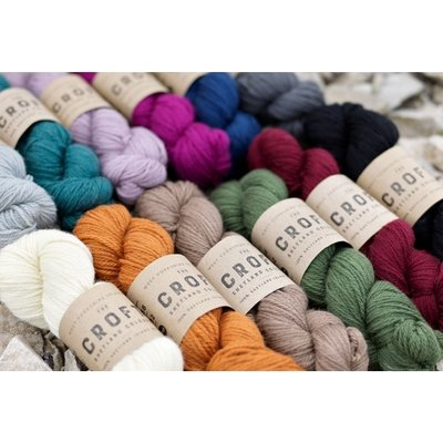 West Yorkshire Spinners The Croft - Shetland Colours Aran