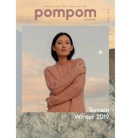 Livre, PomPom Quarterly Winter 2019 - Terrain Issue 31