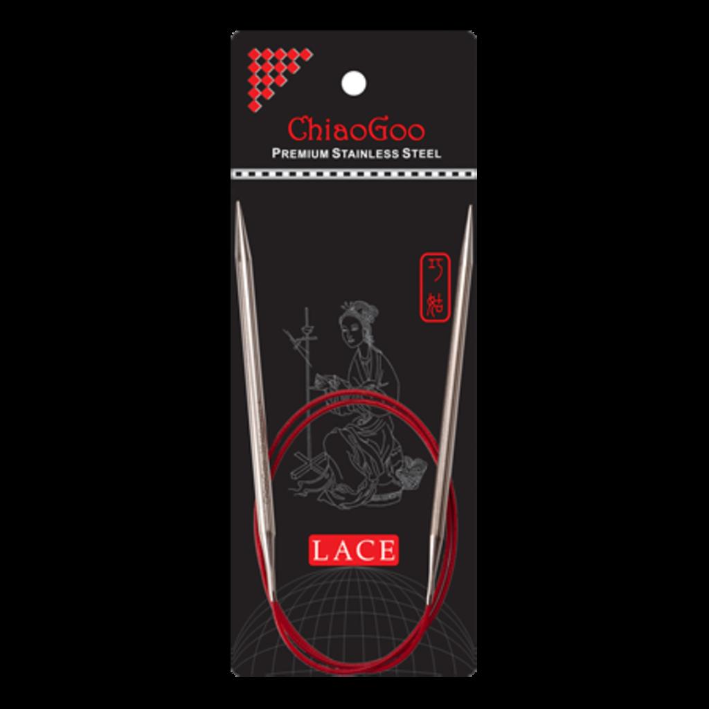 ChiaoGoo ChiaoGoo, circular needle 6mm
