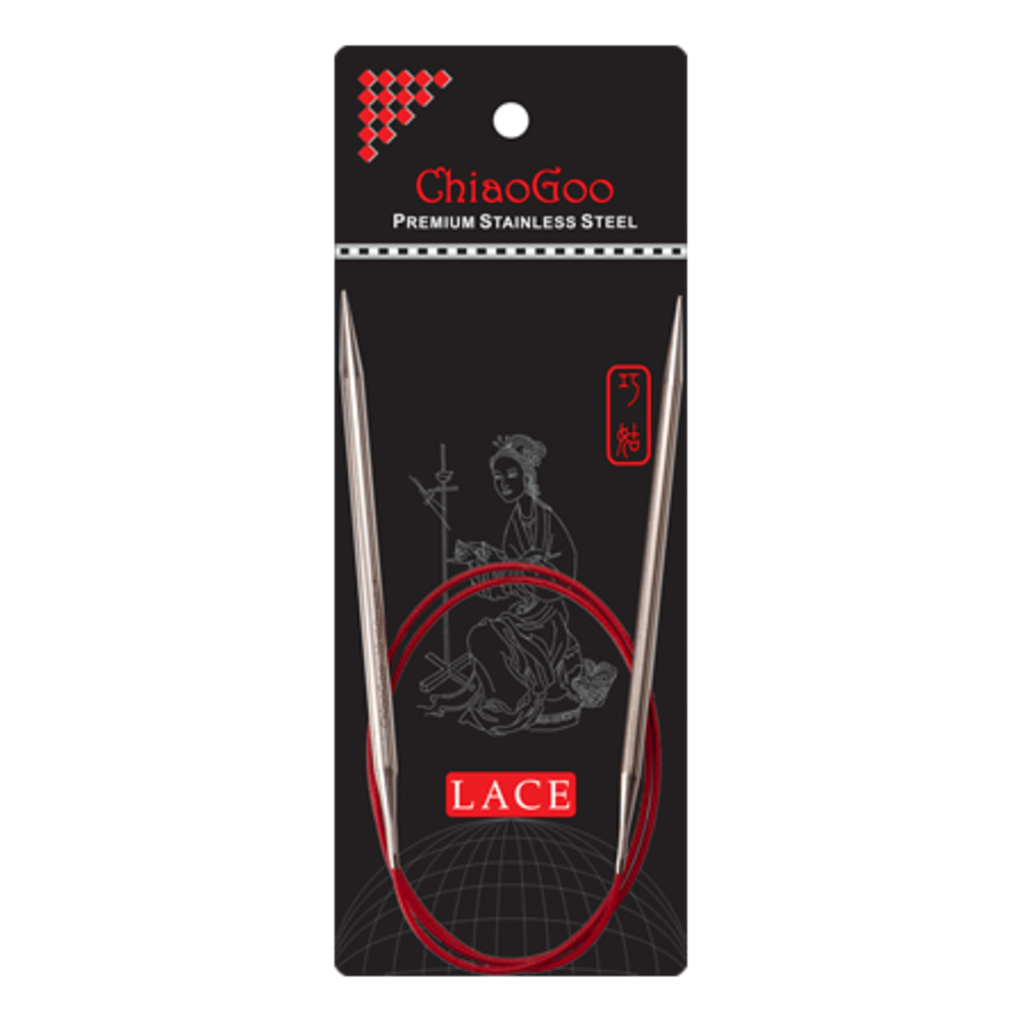 ChiaoGoo ChiaoGoo, circulaire fixe 4.5mm