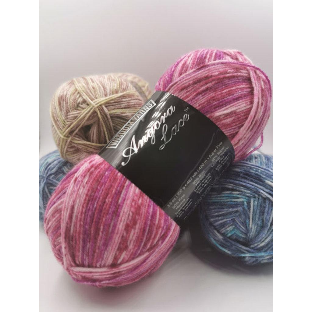 Universal Yarn Universal Yarn, Wisdom Yarns Angora Lace
