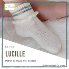 Kit chaussette Lucille