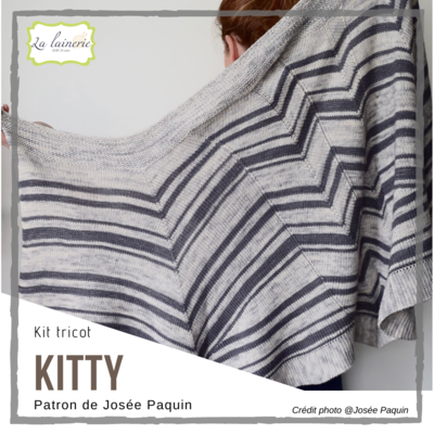 Kit tricot Kitty