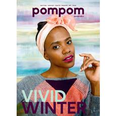 Livre, PomPom Quarterly Winter 2017 - Vivid Winter 23