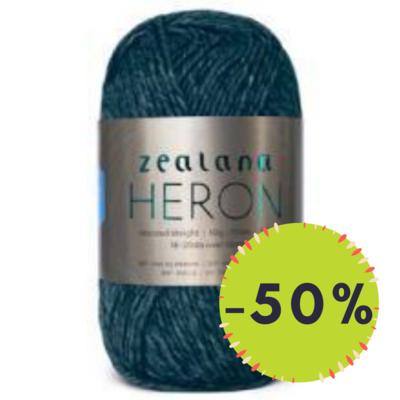 Zealana Zealana, Heron