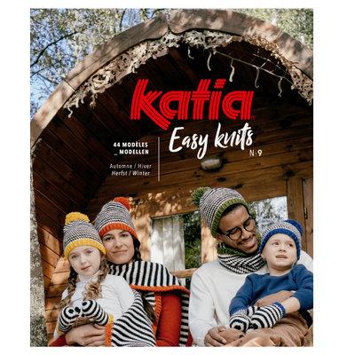 Katia Livre Katia no 09 - Easy knits Automne/Hiver