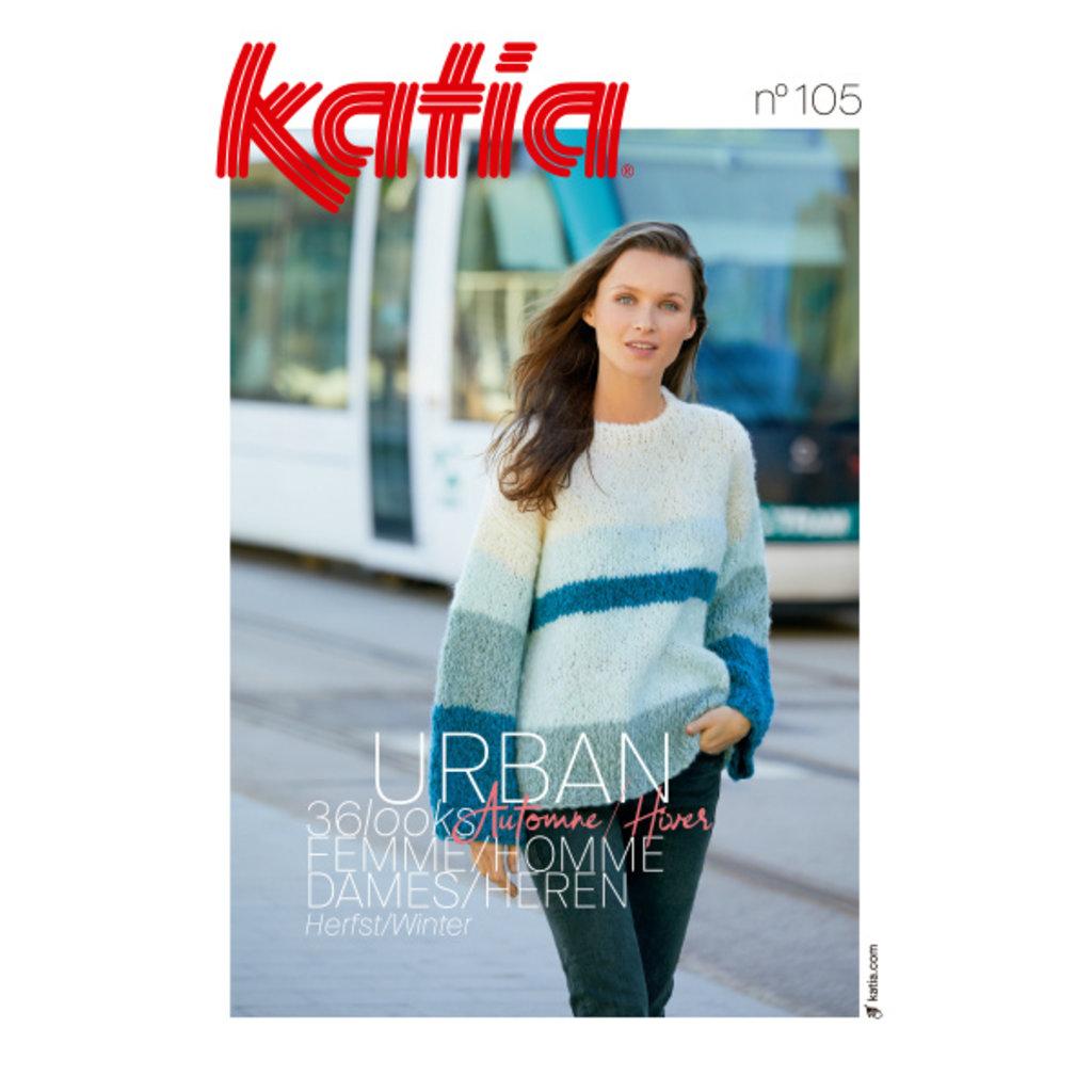 Katia Livre Katia no105 - Urban Automne/Hiver