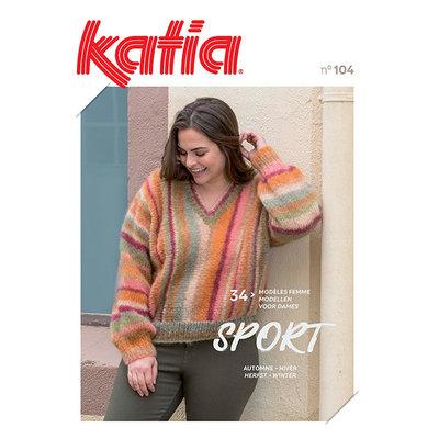 Katia Livre Katia no104 - Sport Automne/Hiver