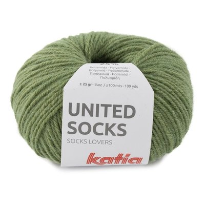 Katia Katia, United Socks