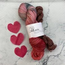 Créations Telle mère Telle fille - Kit St-Valentin