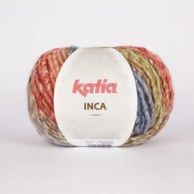 Katia Katia, Inca VENTE FINALE