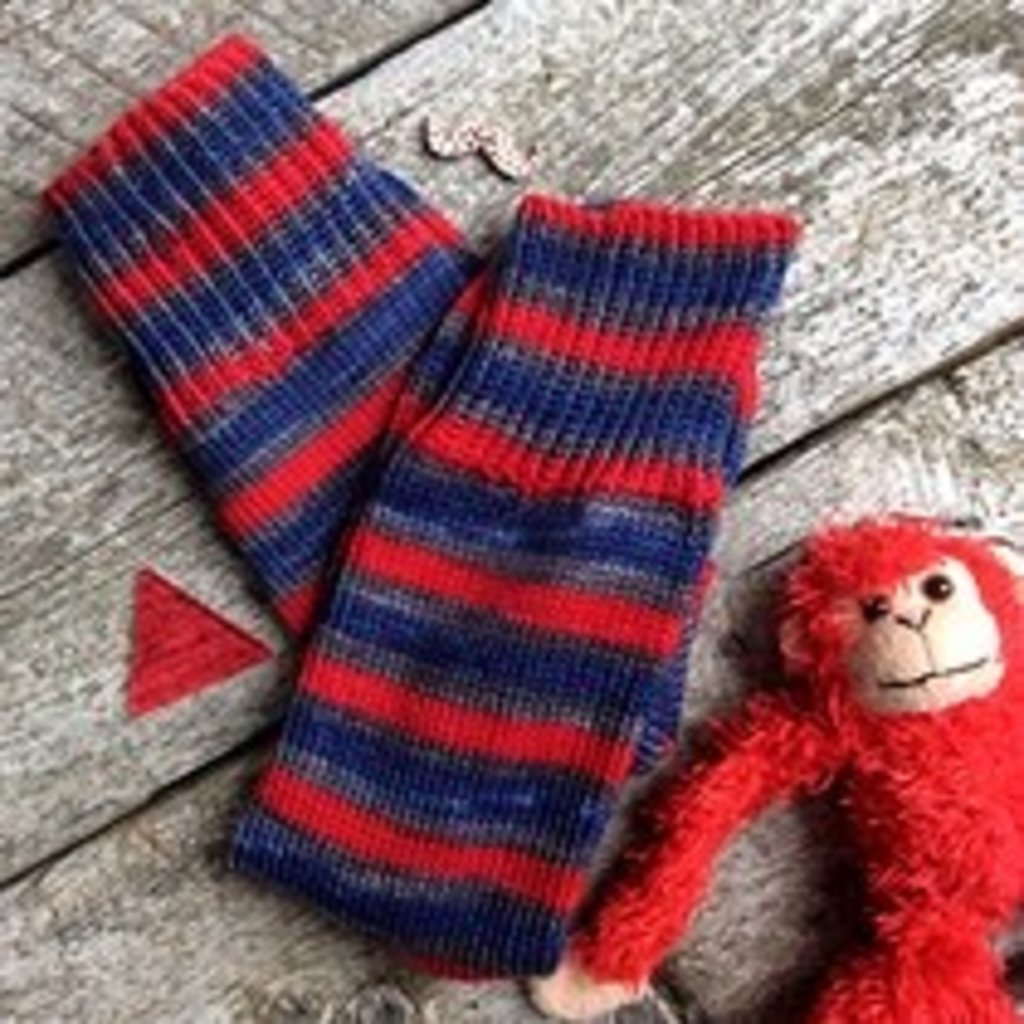 Fibrelya Fibrelya, Sock Star Stripes