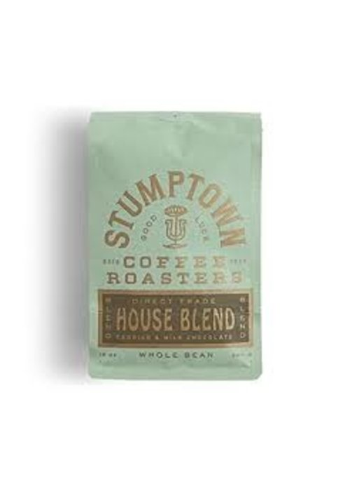 House Blend Coffee Direct Trade 12 oz Whole Bean