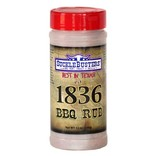 SuckleBusters Suckle Buster 1836 BBQ Rub 12 oz