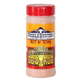 SuckleBusters Sucklebusters Competition BBQ Rub 13 oz