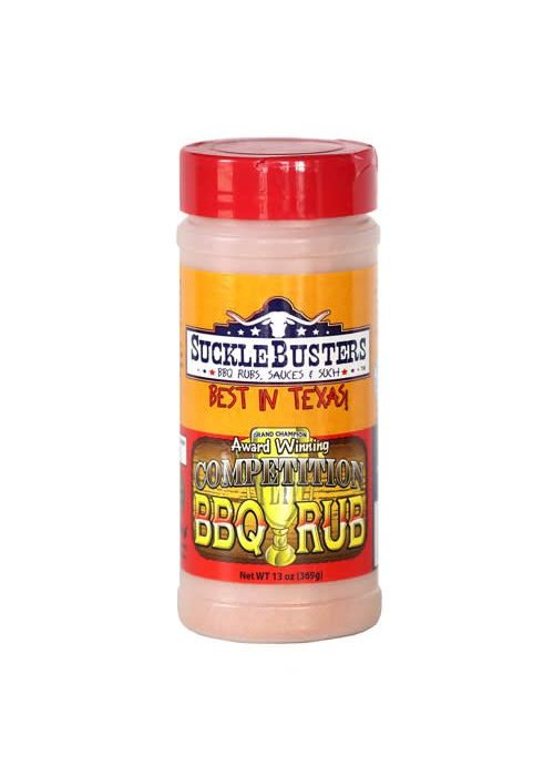 Sucklebusters Competition BBQ Rub 13 oz