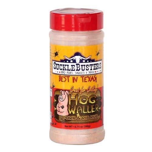 SuckleBusters Hog Waller BBQ Rub 13.75