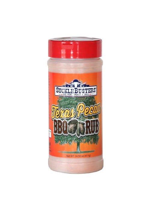 Texas Pecan BBQ Rub 14.5 oz
