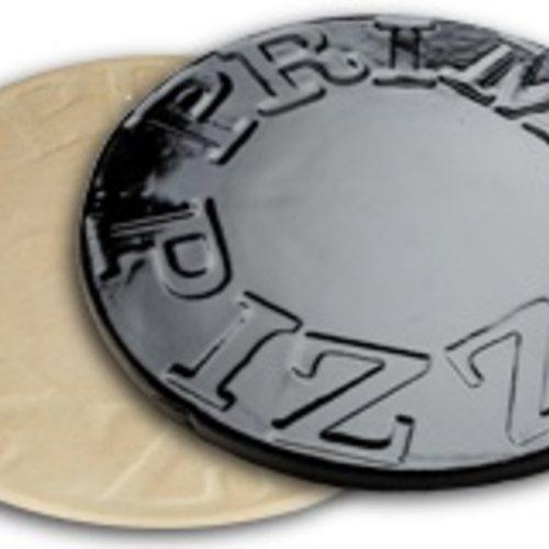"Primo Primo Pizza Stone Jr/L 13"""