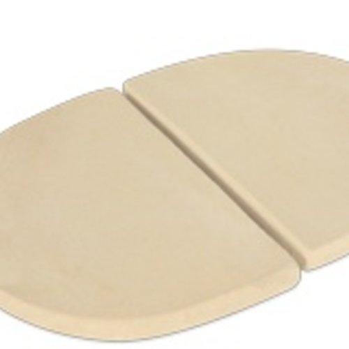 Primo Heat Deflector Plates for Oval Jr (2 per box)
