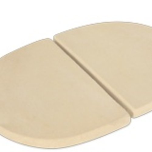 Primo Heat Deflector Plates for Oval XL