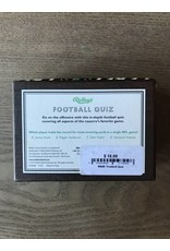 Wild & Wolf W&W Football Quiz