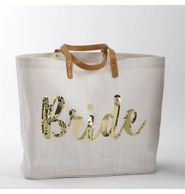 Mud Pie Mud Pie Bride Tote