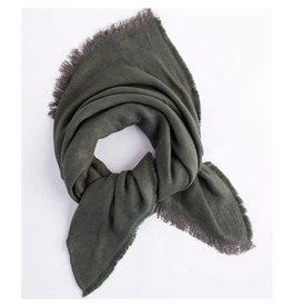 Mud Pie Mud Pie Luna Scarf Green