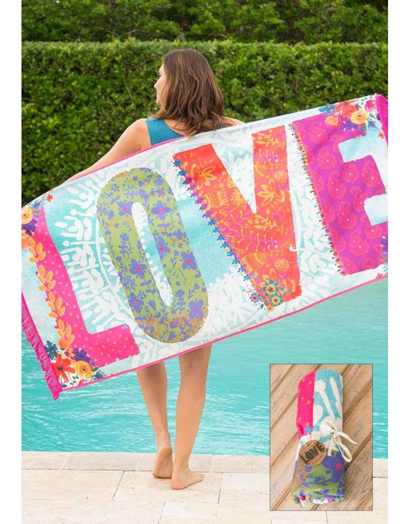 Natural Life NaturalLife Love Towel