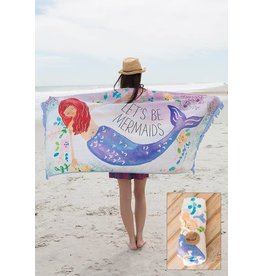 Natural Life NaturalLife Mermaid Towel