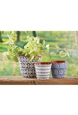 Mud Pie Mud Pie Bungalow Pot Set