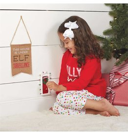Mud Pie Mud Pie Elf Door Set